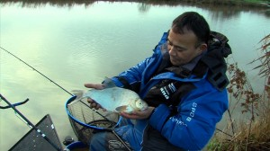 visser met vis